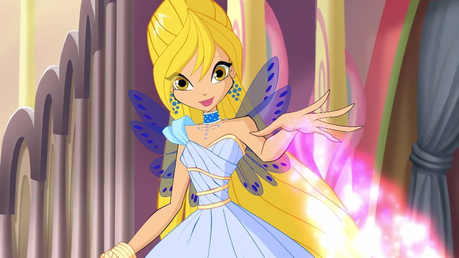 Winx club season 2 stella