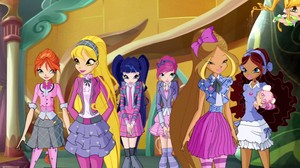 Winx~ Season Six Outfits