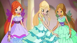 Daphne, Bloom, Flora~ Season Six