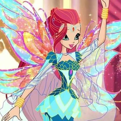 o clube das winx wallpaper called Bloom~ Bloomix