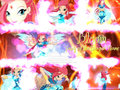 Bloom Bloomix Transformation Wallpaper.