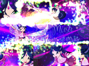 Musa Bloomix Transformation Wallpaper.