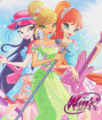 Musa, Flora and Bloom - the-winx-club photo