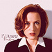 Dana Scully - the-x-files icon