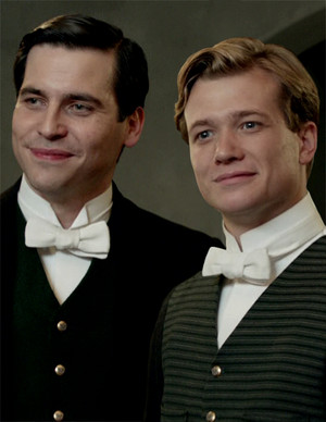 Thomas and Jimmy! <3