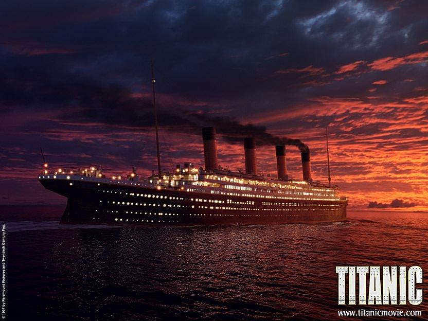 Pictures of Титаник movie