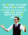 Tom Hiddleston nukuu
