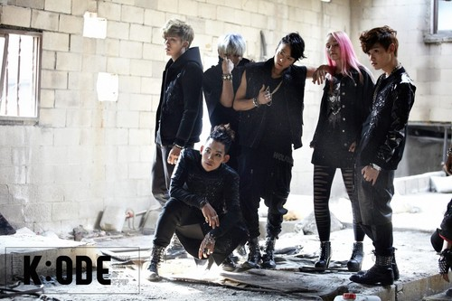 Topp Dogg karatasi la kupamba ukuta entitled [OFFICIAL] 140110 ToppDogg for K:ODE Magazine