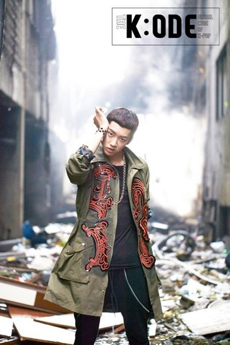 Topp Dogg achtergrond containing a straat titled [OFFICIAL] 140110 ToppDogg Nakta for K:ODE Magazine