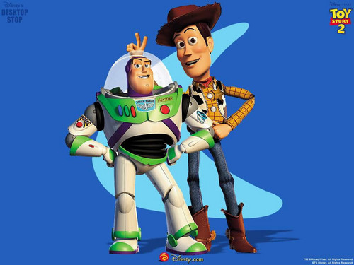 Toy Story 2 壁纸 called Toy Story 2