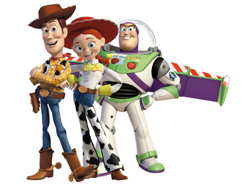 Toy Story 2 Wallpaper Entitled