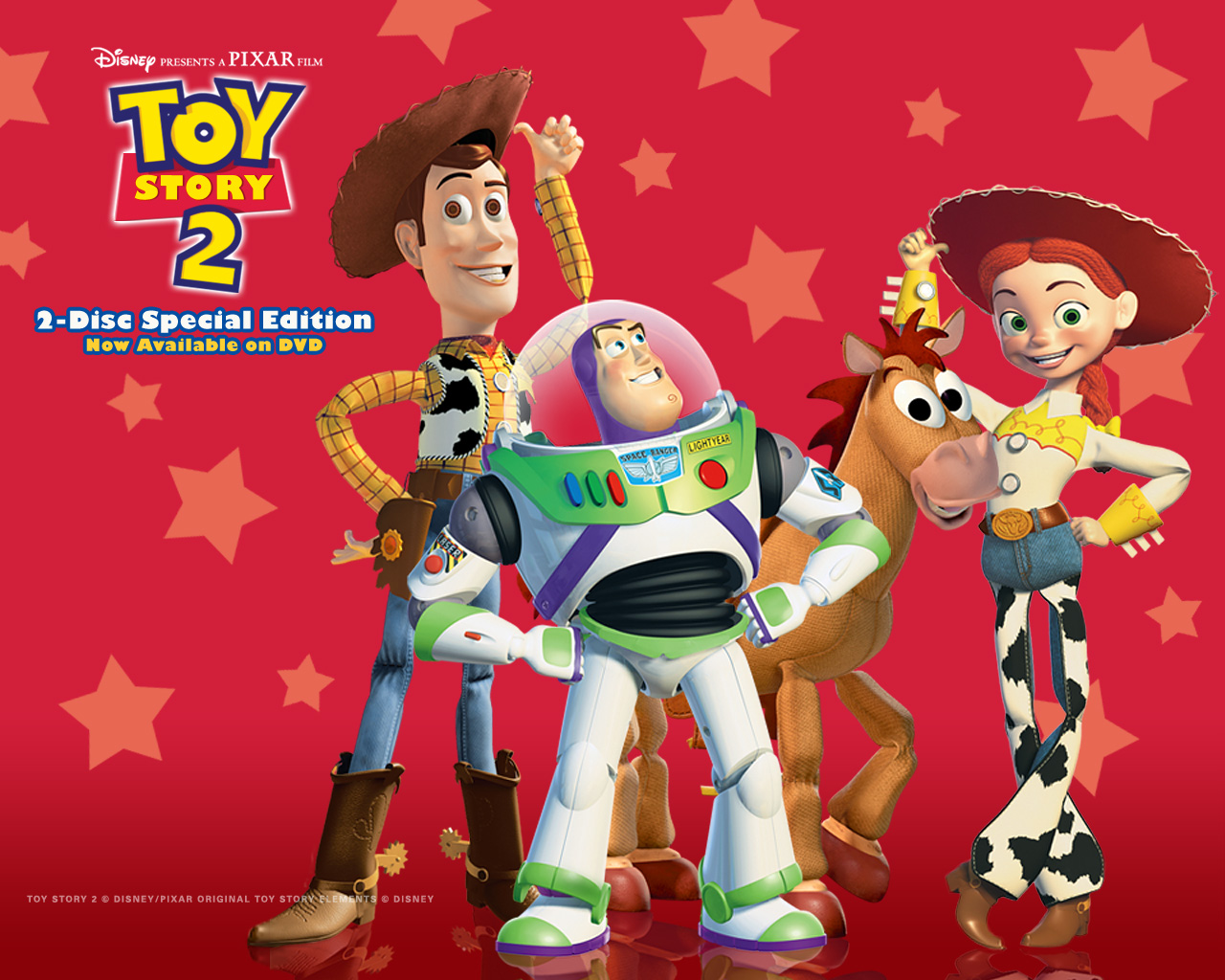 Toy Story 2 Toy Story 2 Wallpaper 36440636 Fanpop