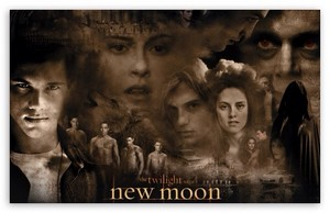Fan-made New moon