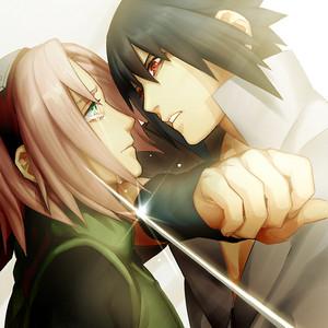 Sasuke dan Sakura