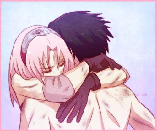 Sasuke Ichiwa fond d'écran probably with animé entitled Sasuke and Sakura