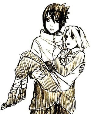 Sasuke và Sakura