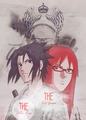 Sasuke and Karin - uchiha-sasuke fan art