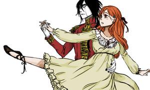 Ulquiorra and Orihime