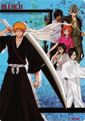Uryu Ishida and Team