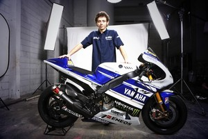 Vale and Yamaha M1 VR46 2014 edition