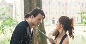 New Stills - Rose and Dimitri