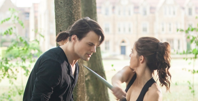 New Stills - Rose and Dimitri - Vampire Academy Photo ...