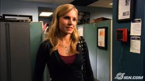 Veronica Mars দেওয়ালপত্র probably containing a portrait entitled Veronica Mars Season 3