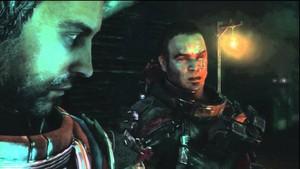 Isaac Clarke and John Carver: Dead không gian 3