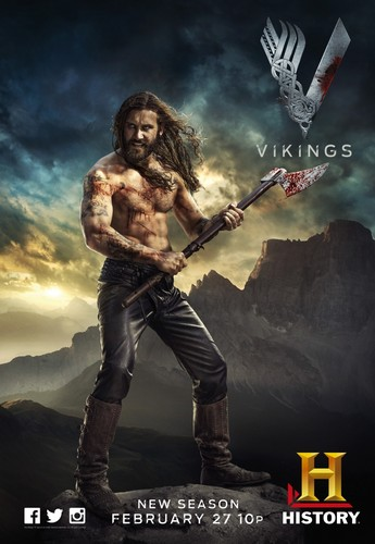 Vikings (TV Series) images Vikings Season 2 Promotional ...