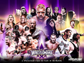 wwe - WWE Wrestlemania - 30 years in the making wallpaper