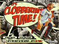 wwe - CM Punk - Its Clobberin' Time! wallpaper