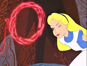 Walt डिज़्नी Screencaps - Alice