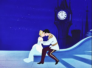 Walt डिज़्नी Screencaps - Princess सिंडरेला & Prince Charming