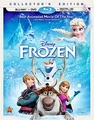 Walt Disney Blu-Ray Covers - Frozen (Collector's Edition)