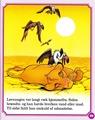 Walt Дисней Book Обои - Simba