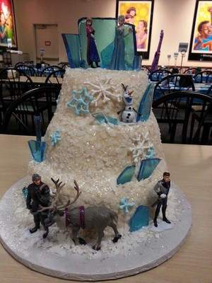 Walt Disney Cakes - Frozen
