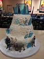 Frozen Cake  - walt-disney-characters photo