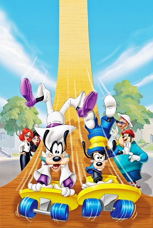 Walt disney Posters - An Extremely Goofy Movie