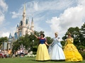 Princesses in disney