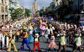 Parade in disney