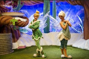 Perry and Tink