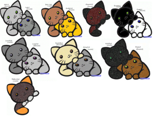 Adoptables (updated)