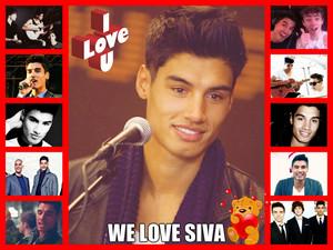 We 爱情 Siva