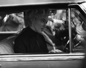 When Marilyn Divorced DiMaggio-1954