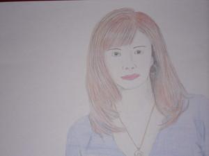 Lauren houx drawing