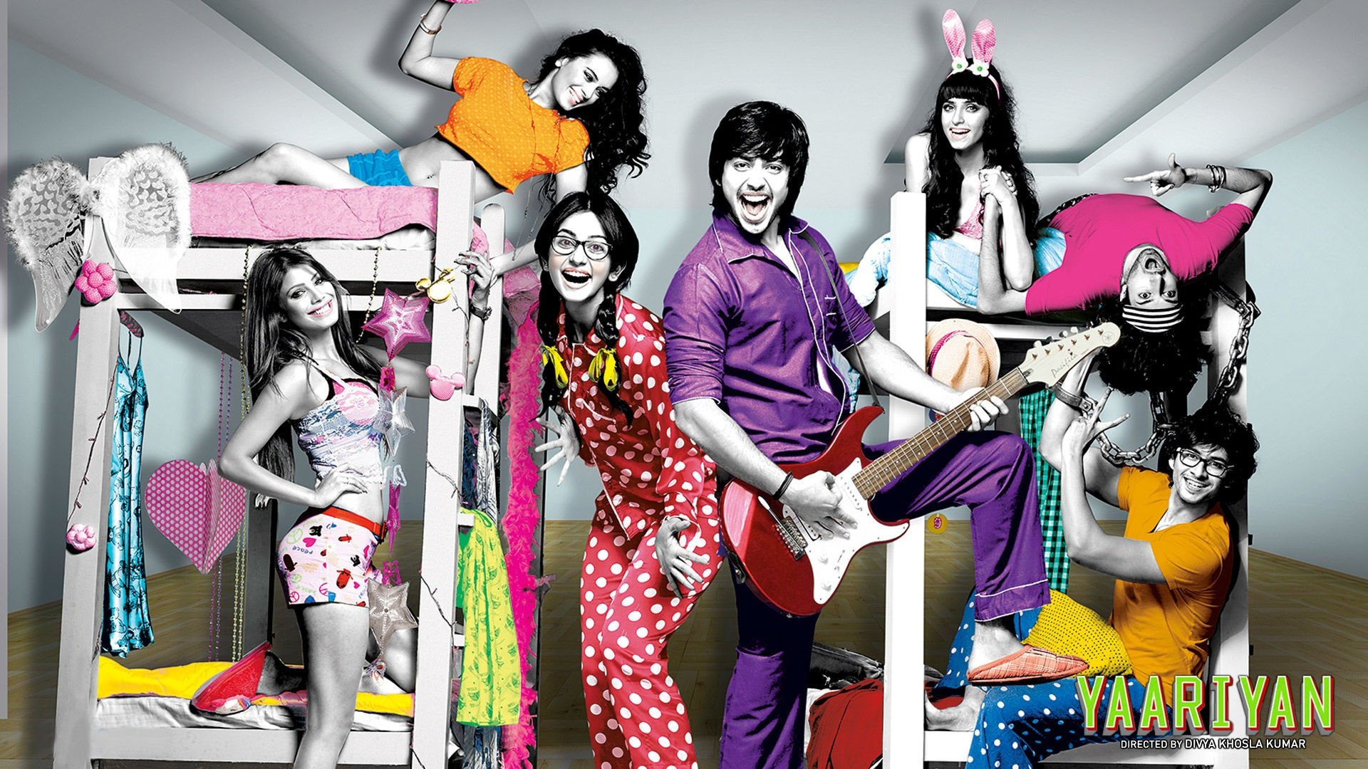 Hd wallpaper yaariyan - Youth Movie Yaariyan Images Yaariyan Poster Hd Wallpaper And Background Photos