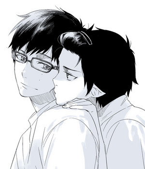Yukio x Rin
