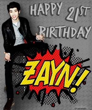 Happy 21st bday baby