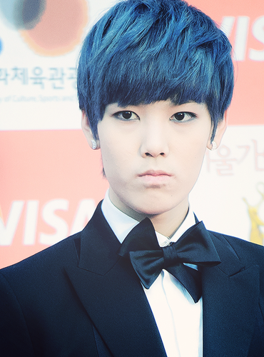 Zelo wallpaper probably with a business suit and a dress suit entitled ♥ Zelo (Choi Junhong) ♥