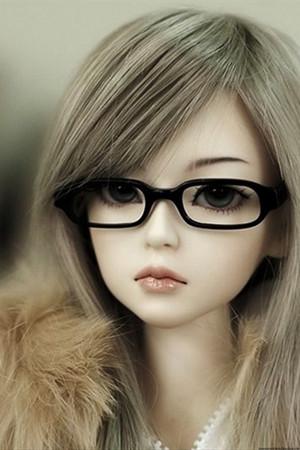 cute doll faces